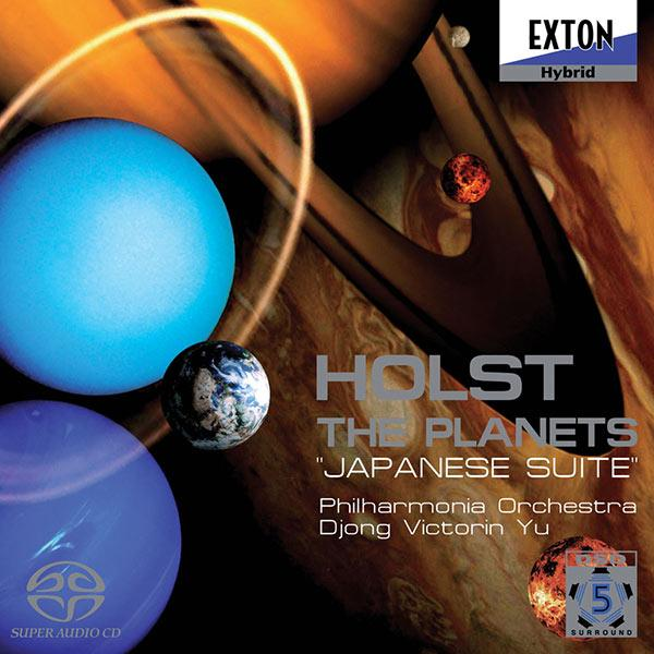 EXTON – Holst - Suita Planety
