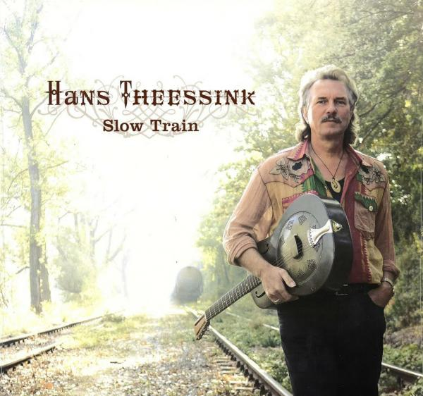 Pro-ject – LP - Hans Theessink - Slow Train