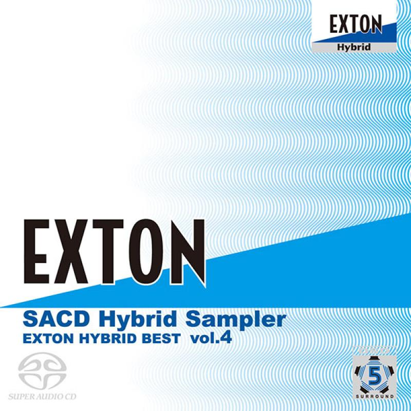 EXTON Hybrid Sample SACD vol.4 09/2007-07/2008
