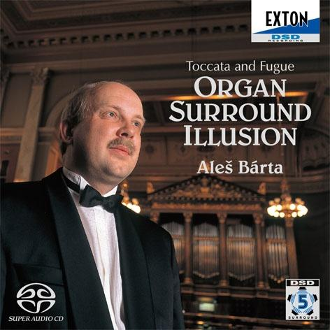 EXTON – Aleš Bárta - Organ Surround Illusions